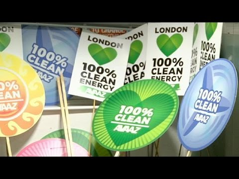 لندن: مسيرة من أجل المناخ والعدالة والعمل