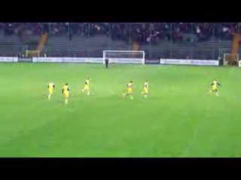Gol de Luciano al Triestina
