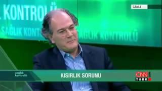 Kısırlık Nedir? - CNN TÜRK Sağlık Kontrolü - Prof. Dr. Süha Sönmez