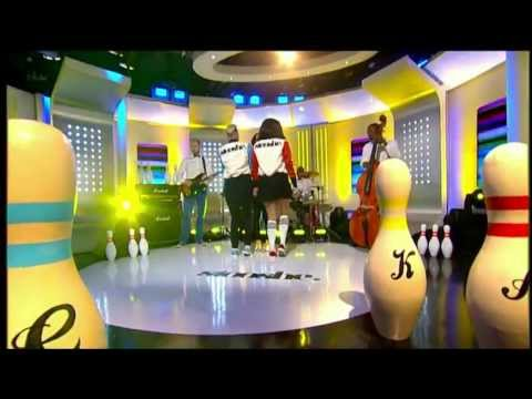 Stooshe - Slip (Live on This Morning)