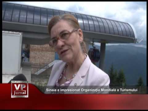 Sinaia a impresionat Organizaţia Mondială a Turismului