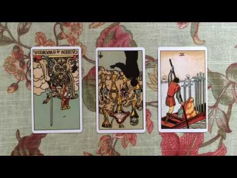 numerology reading - http://www.gregoryscott.com Tarot and Numerology: Free tarot and numerology reading using the Rider Waite Smith tarot deck for October 5, 2014. Tarot Card an...