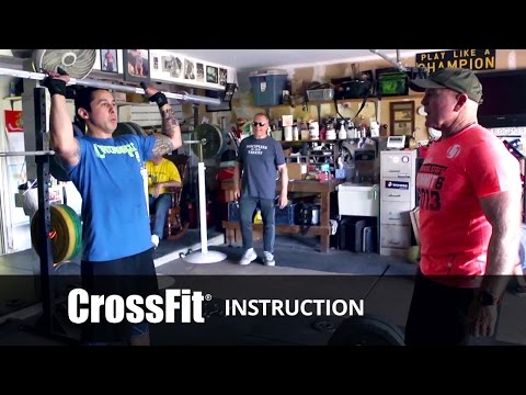speed - CrossFit - (http://crossfit.com) The CrossFit Games® - The Sport of Fitness™ The Fittest On Earth™