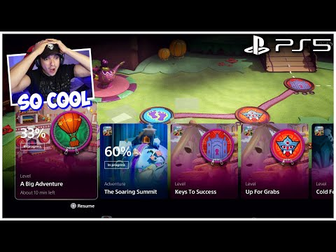 FIRST LOOK AT PLAYSTATION 5 UI (USER EXPERIENCE) THIS LOOKS AMAZING! LIVE REACTION