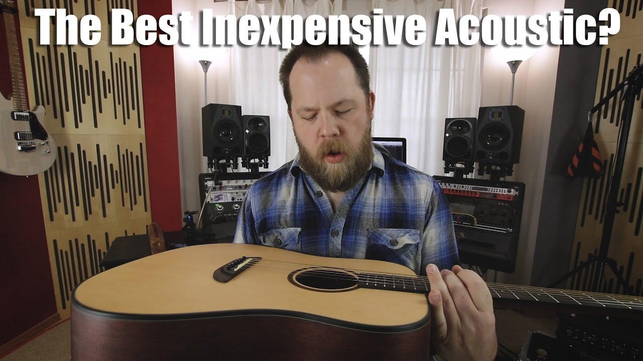 Best Inexpensive Acoustic? Orangewood Guitars!