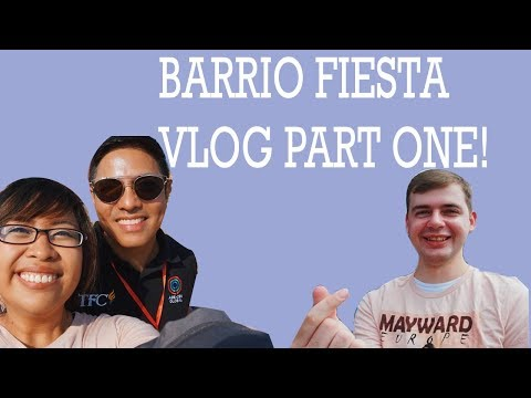 Sunog Na Dugyot. The London Barrio Fiesta Experience 2018: Part 1!