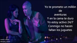 Becky G  Mayores ft. Bad Bunny lyricsletra