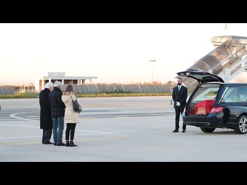 Strage di Strasburgo, Megalizzi torna a casa: salma accolta dal presidente Mattarella