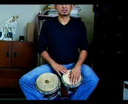 Bongo Pattern - YouTube