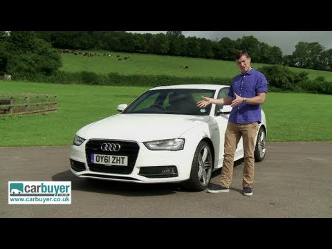 Audi A4 saloon review – CarBuyer