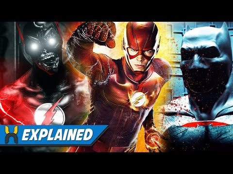 The Flash Season 2 Finale Easter Eggs & Flashpoint Ending Explained!