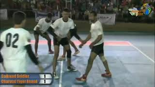 Final Gujarat Pratibha Kabaddi League Match 2018