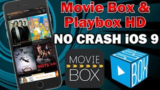 Install Movie Box & Playbox HD iOS 9.3 / 9.2.1 NO CRASH (Without Jailbreak) iPhone/iPod touch/iPad, ios 9, ios, iphone, ios 9 ra mat