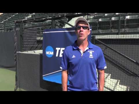 Coach Moore's Interview at NCAA Tournament