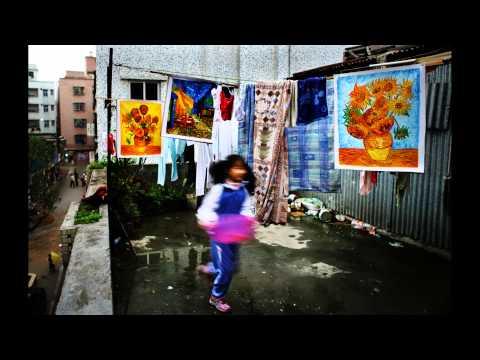 China' van Gogh 6min