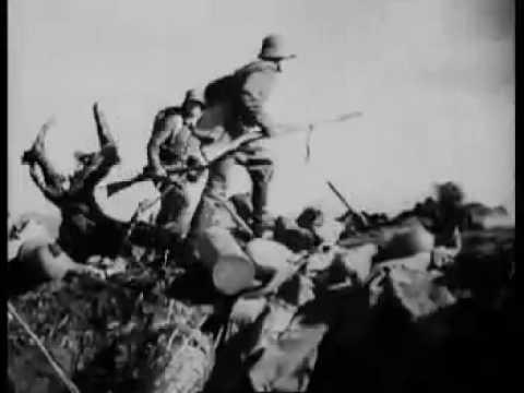 Video. Los stosstruppen alemanes en la Primera Guerra Mundial