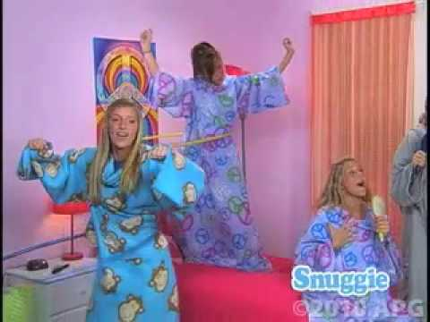 Commercial for Snuggie (2010) (Television Commercial)