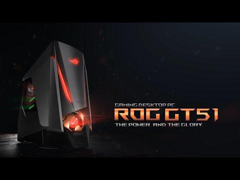 Komputer stacjonarny ASUS ROG GT51CH-PL009T