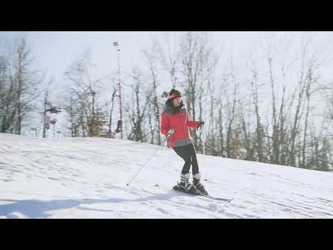Video Ski areál Paseka - Karlov