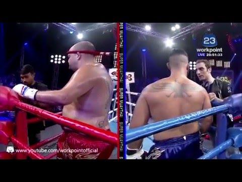Phuket Top Team's Heavyweight Steve