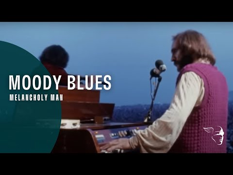 "Moody Blues - Melancholy Man (From ""Threshold of a Dream"" DVD)"