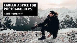 Career Advice for Photographers