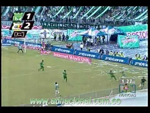 Hilton Murillo, Nacional vs Quindío