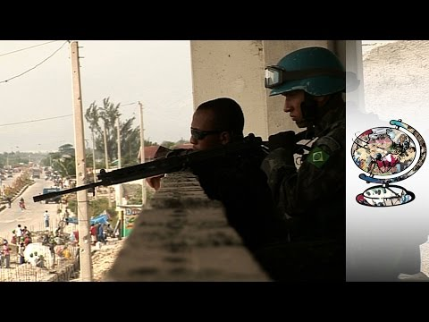 Rape and Injustice in Haiti's Most Violent Slum (2009)