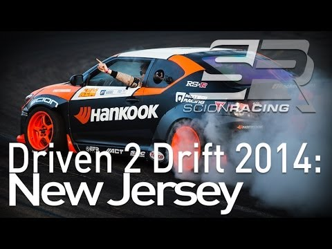 Driven 2 Drift 2014: New Jersey - Episode 4 (Scion Racing)