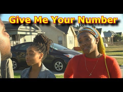 Give Me Your Number! 😂COMEDY😂 (David Spates)