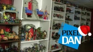 Video Pixel Dan's Toy Collection - 2012 Toy Room Tour MP3, 3GP, MP4, WEBM, AVI, FLV Juli 2018