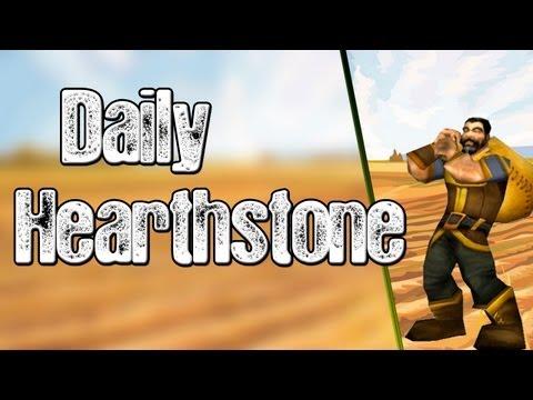 Ежедневный ритуал в мире HearthStone