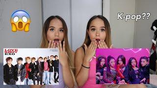 Video Non Kpop react to Kpop Part 6 (Exo,Itzy) MP3, 3GP, MP4, WEBM, AVI, FLV Februari 2019