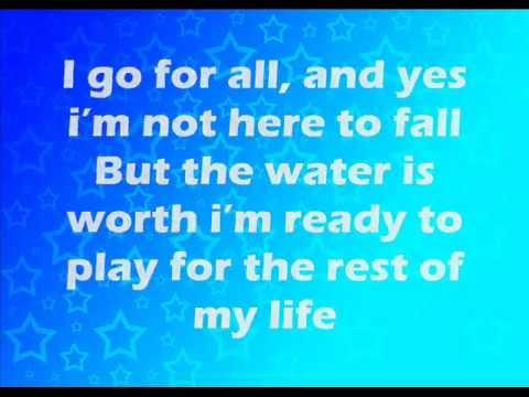 Ludacris Ft. Usher & David Guetta - Rest Of My Life Lyrics