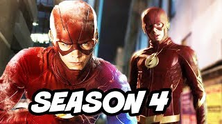 The Flash 4x01 Future Flash and Major Changes Breakdown