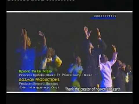 Nkwa Praise Part 2 – Njideka And Gozie Okeke