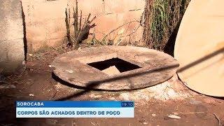 Corpos de homens são encontrados em poço artesiano em Sorocaba