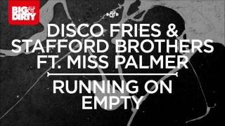 Thumbnail for Disco Fries vs. Stafford Brothers — Running on Empty