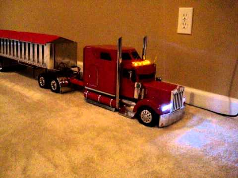 rc kenworth w900