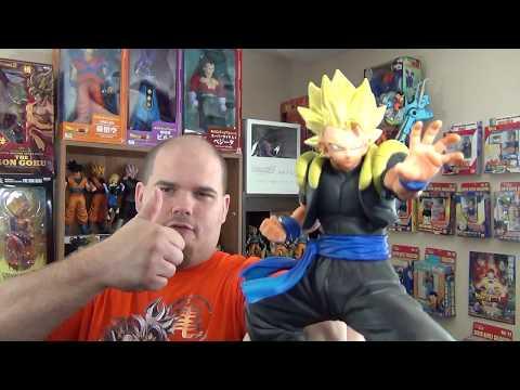 Dragon Ball - Figurine Heroes DXF - Xeno Gogeta BOITE OUVERTE - Banpresto
