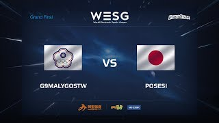 Posesi vs MalygosTW (山下 智 久), game 1