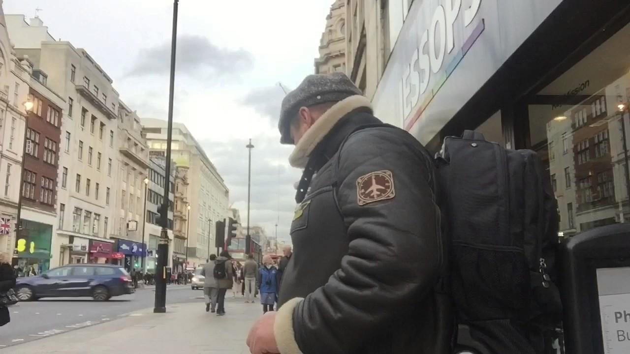 Сергей Листопад. Лондон.