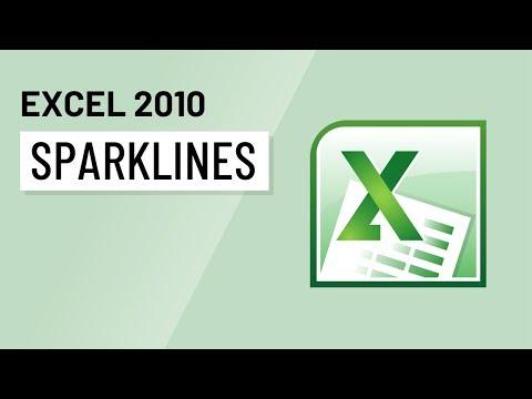 Excel Sparklines: Beginner's guide to Excel Sparklines
