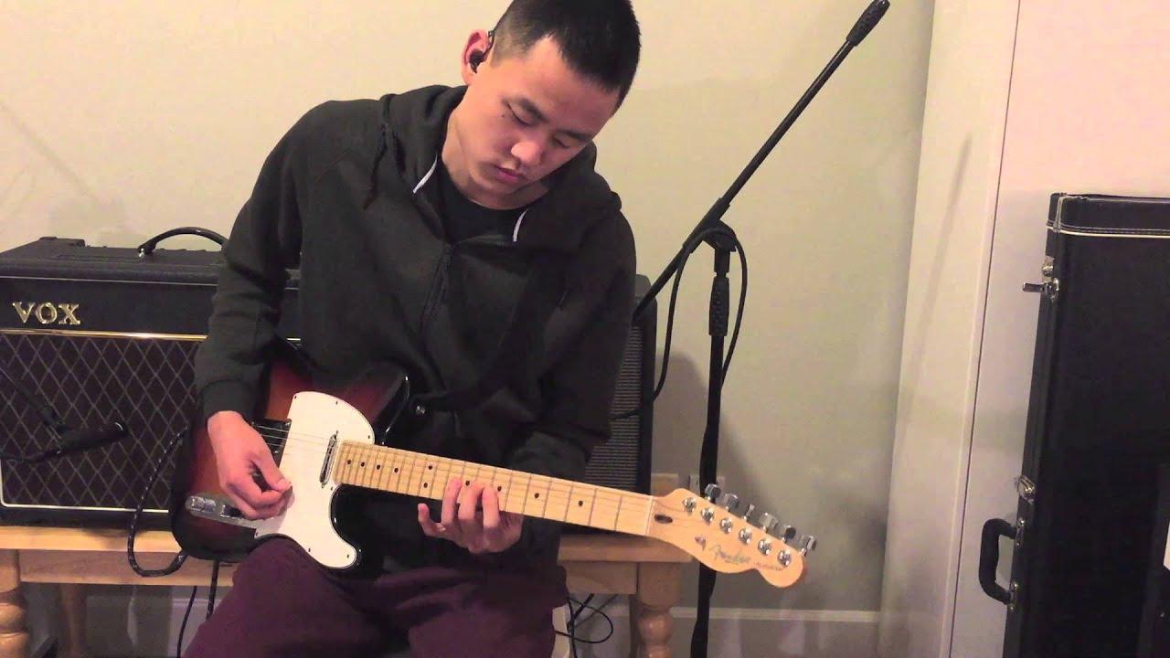 Closer – Bethel – Electric Guitar cover
