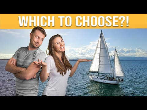 Choosing a Family-Friendly Bluewater Sailboat  | S05E10
