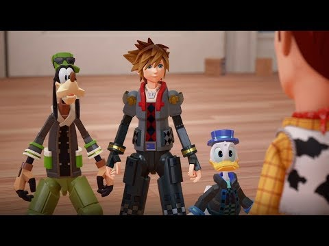 Kingdom Hearts 3 - Theme Song Announcement Trailer (\
