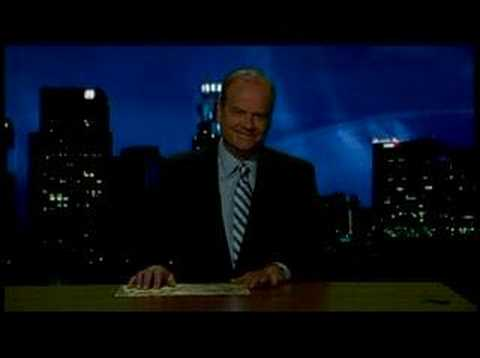 Kelsey Grammer drops the F-bomb