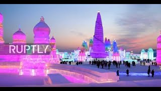 Harbin Snow and Ice Festival 2018
