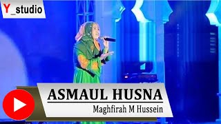 "Video Maghfirah M Hussein ""Asmaul Husna"" Hut Kota Banda Aceh MP3, 3GP, MP4, WEBM, AVI, FLV September 2018"