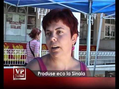 Produse eco la Sinaia